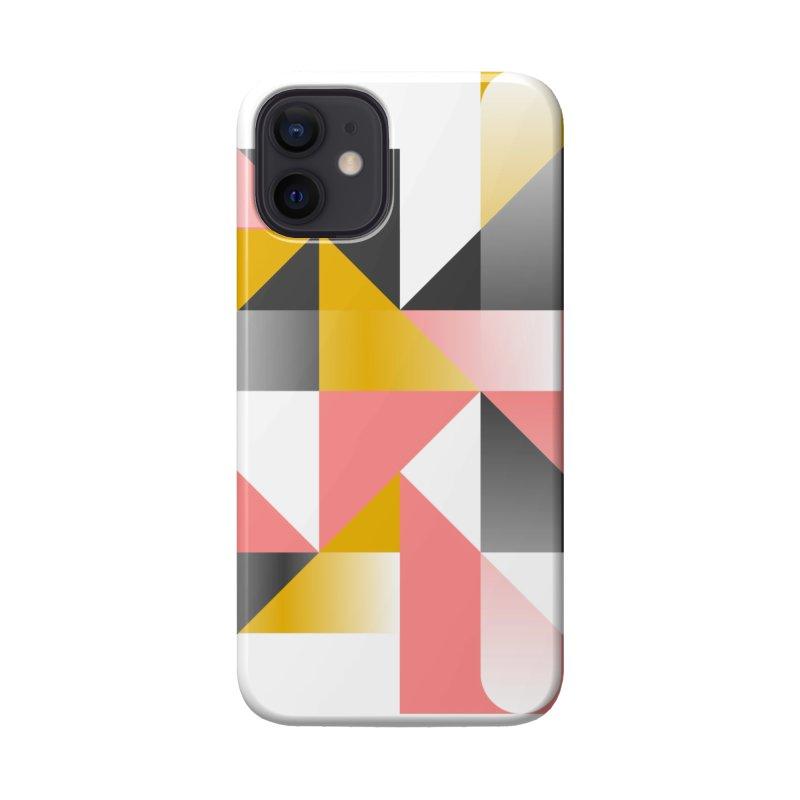 Geometric Design Series 1.5, Poster 2 Accessories Phone Case by Madeleine Hettich Design & Illustration