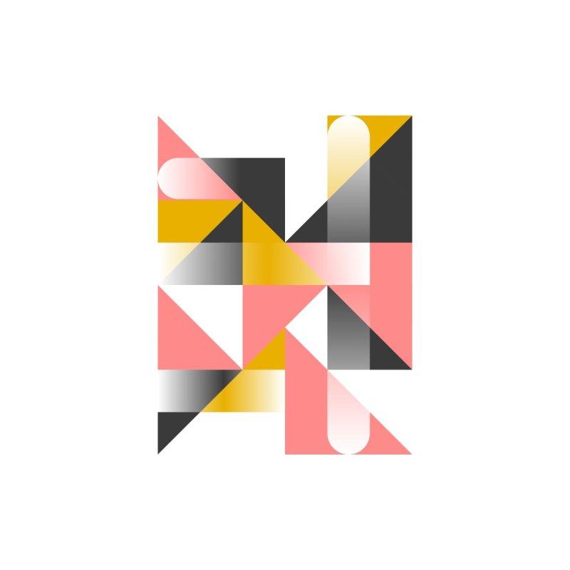 Geometric Design Series 1.5, Poster 2 Women's T-Shirt by Madeleine Hettich Design & Illustration
