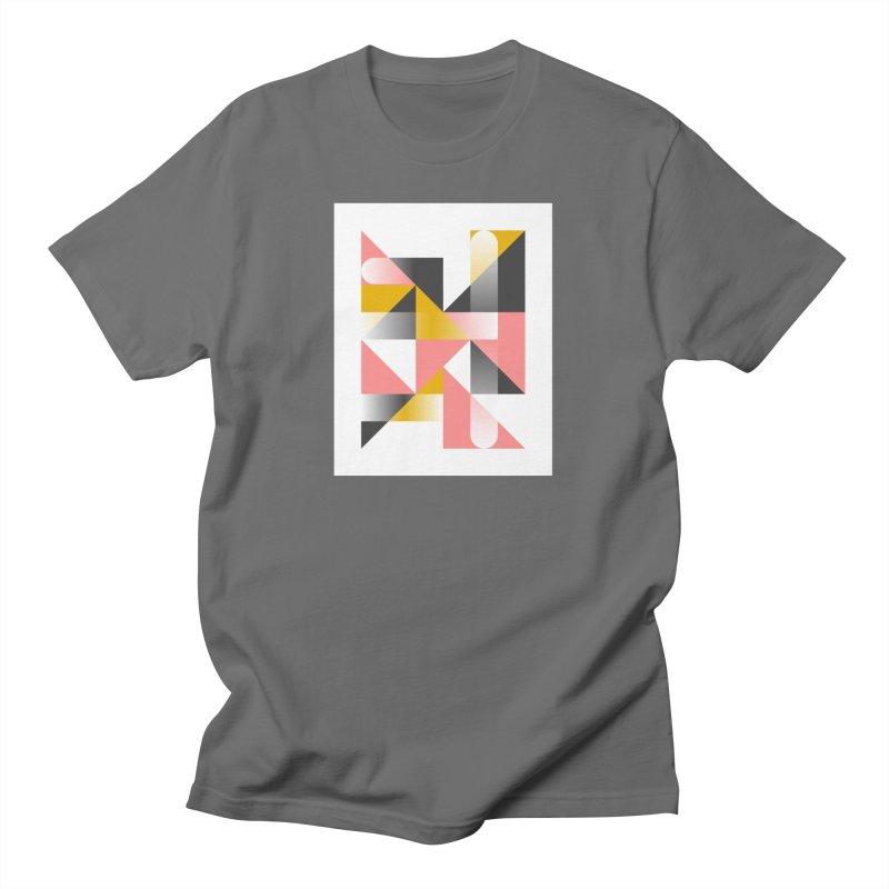 Geometric Design Series 1.5, Poster 2 Men's T-Shirt by Madeleine Hettich Design & Illustration
