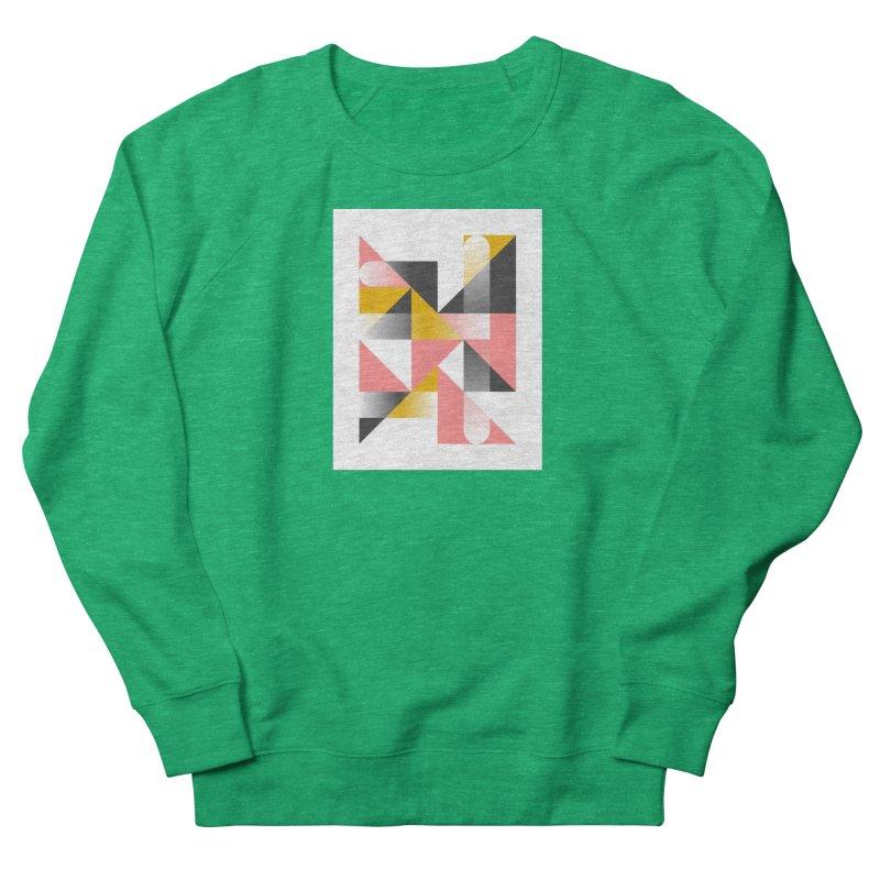 Geometric Design Series 1.5, Poster 2 Women's Sweatshirt by Madeleine Hettich Design & Illustration