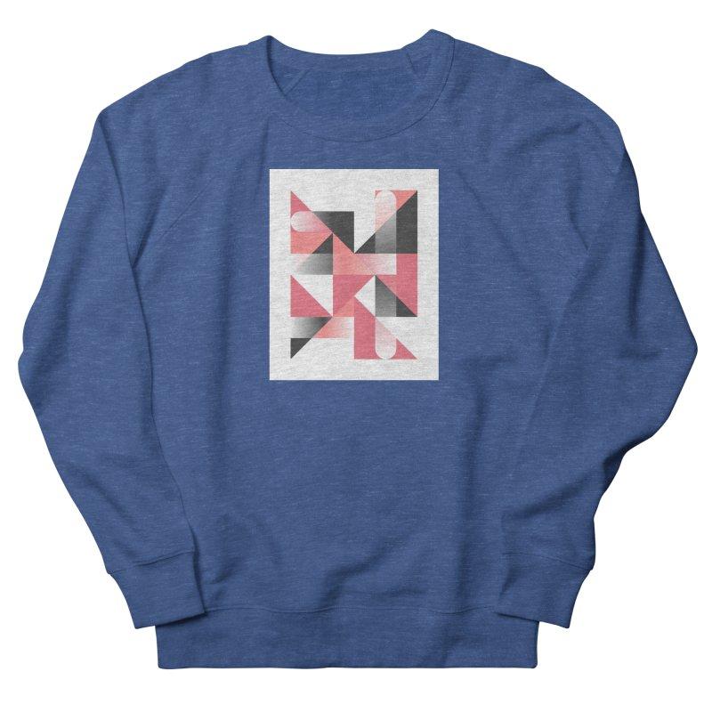 Geometric Design Series 1.5, Poster 1 Men's Sweatshirt by Madeleine Hettich Design & Illustration
