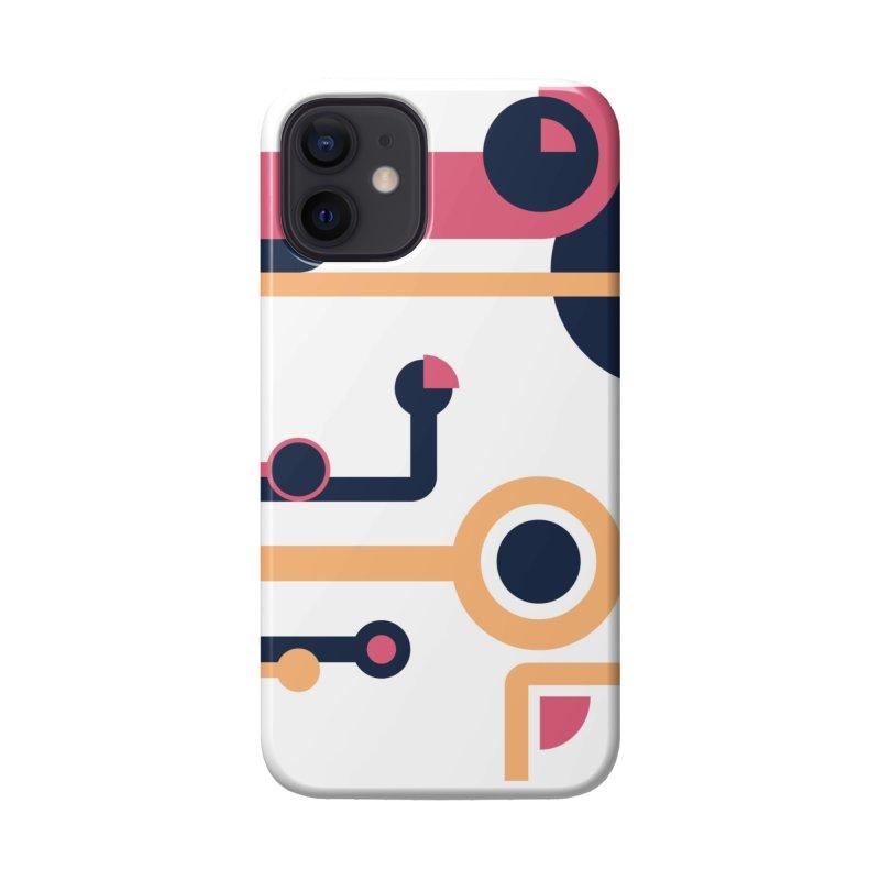 Geometric Design Series 3, Poster 4 Accessories Phone Case by Madeleine Hettich Design & Illustration
