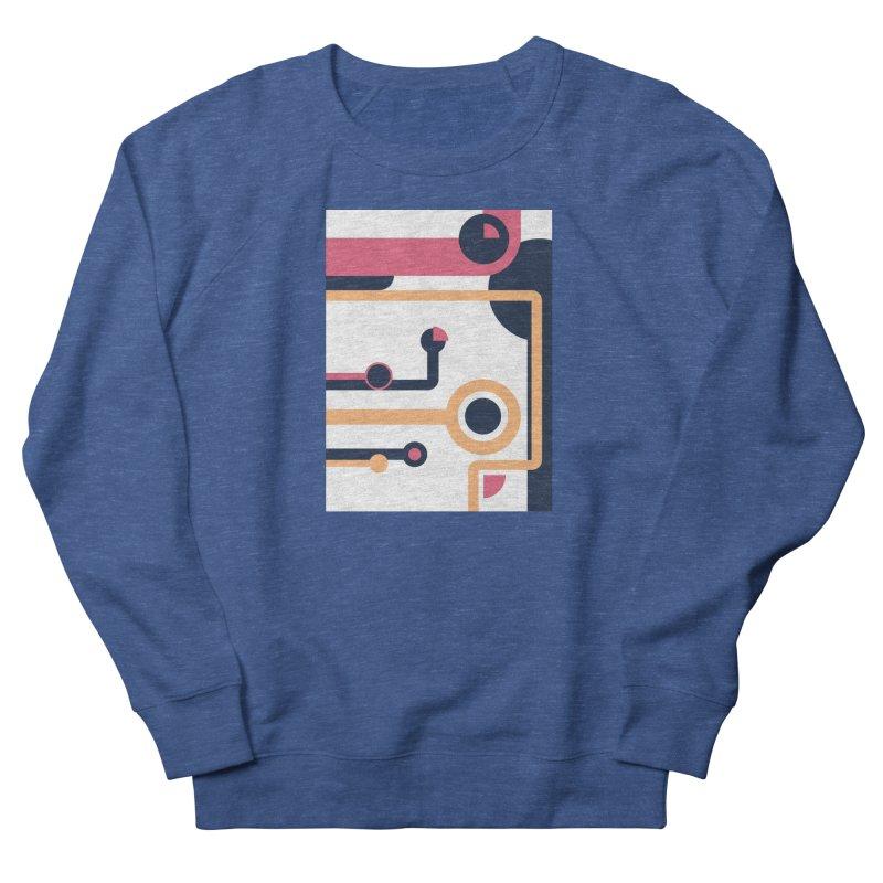 Geometric Design Series 3, Poster 4 Women's Sweatshirt by Madeleine Hettich Design & Illustration