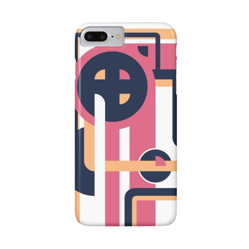 Geometric Design Series 3, Poster 3 Accessories Phone Case by Madeleine Hettich Design & Illustration
