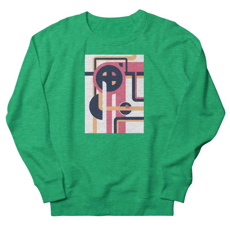 Geometric Design Series 3, Poster 3 Women's Sweatshirt by Madeleine Hettich Design & Illustration