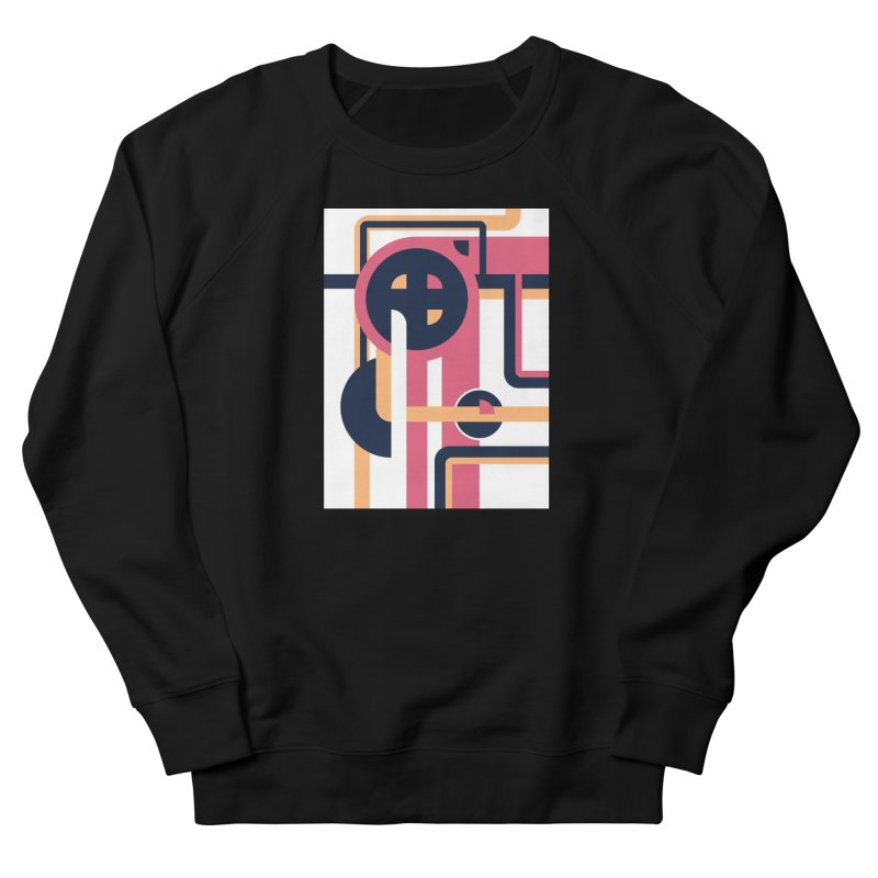 Geometric Design Series 3, Poster 3 Men's Sweatshirt by Madeleine Hettich Design & Illustration