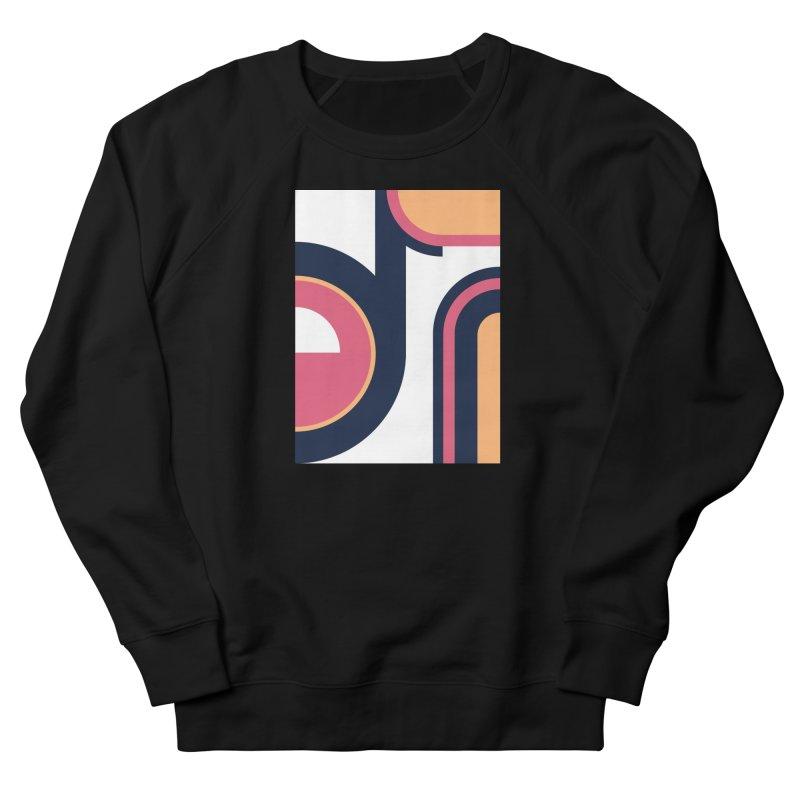 Geometric Design Series 3, Poster 2 Women's Sweatshirt by Madeleine Hettich Design & Illustration
