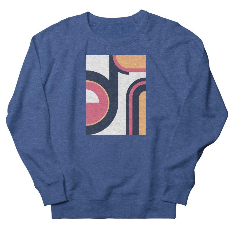 Geometric Design Series 3, Poster 2 Men's Sweatshirt by Madeleine Hettich Design & Illustration