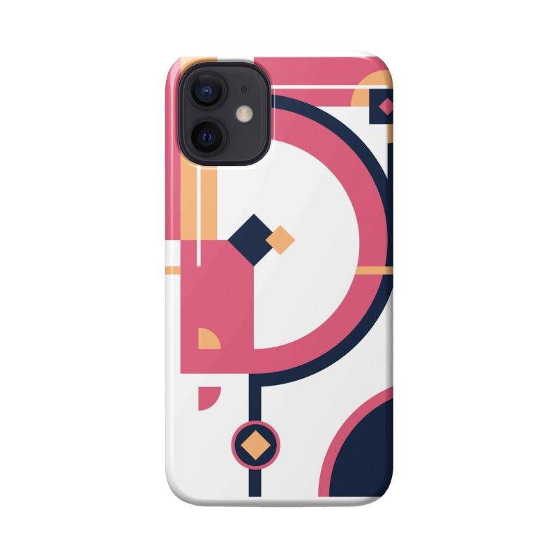 Geometric Design Series 3, Poster 1 Accessories Phone Case by Madeleine Hettich Design & Illustration
