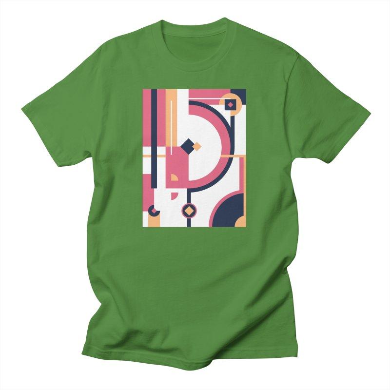 Geometric Design Series 3, Poster 1 Men's T-Shirt by Madeleine Hettich Design & Illustration