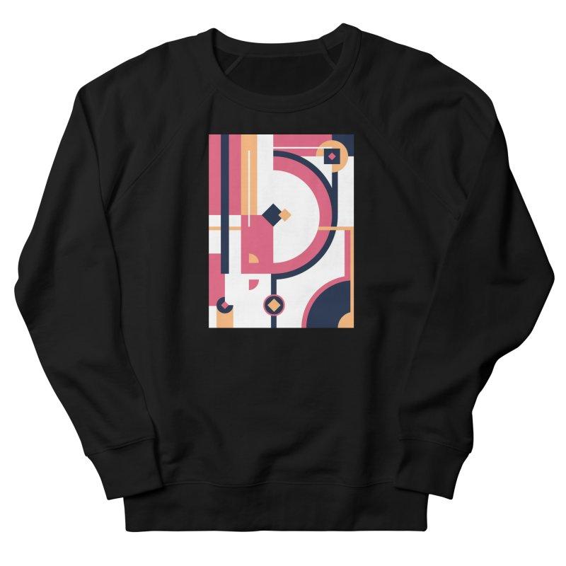 Geometric Design Series 3, Poster 1 Men's Sweatshirt by Madeleine Hettich Design & Illustration