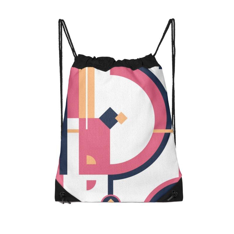 Geometric Design Series 3, Poster 1 Accessories Bag by Madeleine Hettich Design & Illustration