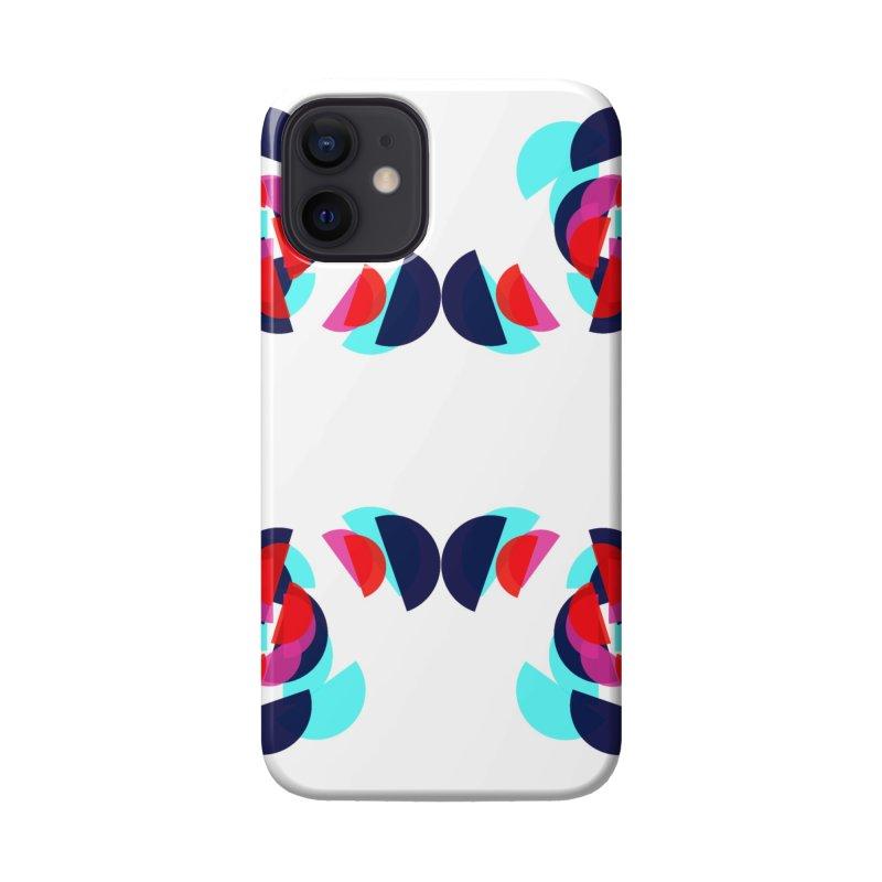 Kaleidoscope Design Series 1.5, Poster 4 Accessories Phone Case by Madeleine Hettich Design & Illustration
