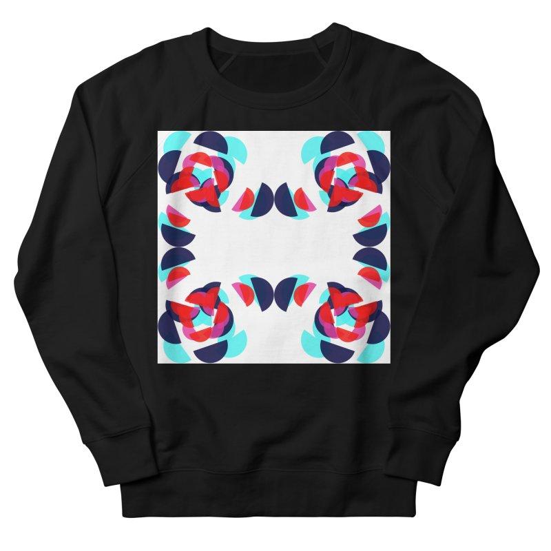 Kaleidoscope Design Series 1.5, Poster 4 Men's Sweatshirt by Madeleine Hettich Design & Illustration