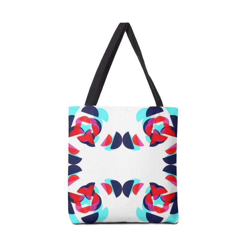 Kaleidoscope Design Series 1.5, Poster 4 Accessories Bag by Madeleine Hettich Design & Illustration