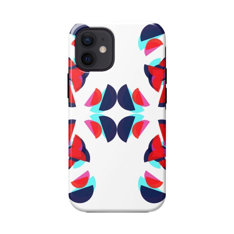 Kaleidoscope Design Series 1.5, Poster 3 Accessories Phone Case by Madeleine Hettich Design & Illustration