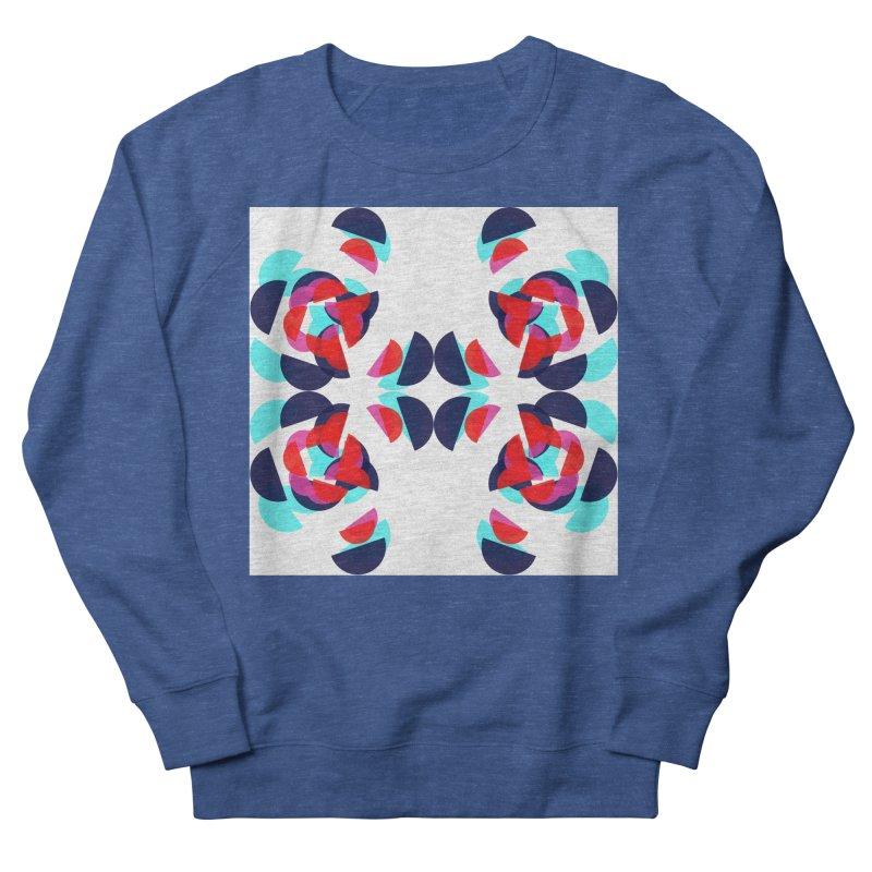 Kaleidoscope Design Series 1.5, Poster 3 Women's Sweatshirt by Madeleine Hettich Design & Illustration