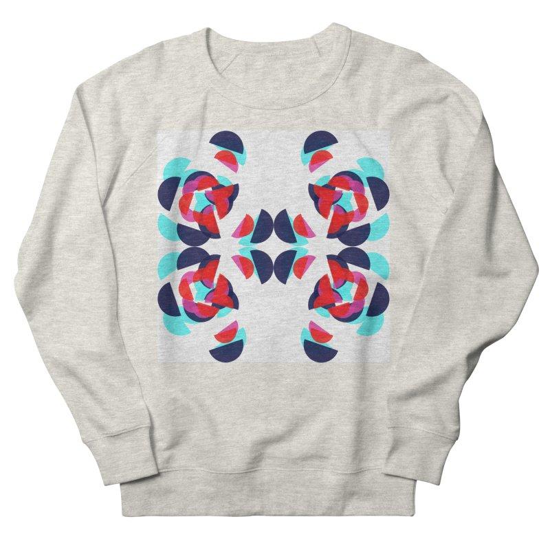 Kaleidoscope Design Series 1.5, Poster 3 Men's Sweatshirt by Madeleine Hettich Design & Illustration