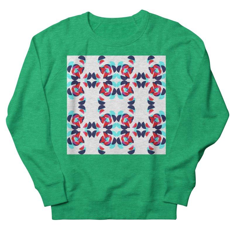 Kaleidoscope Design Series 1.5, Poster 2 Women's Sweatshirt by Madeleine Hettich Design & Illustration