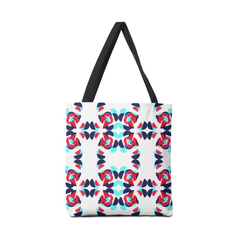 Kaleidoscope Design Series 1.5, Poster 2 Accessories Bag by Madeleine Hettich Design & Illustration