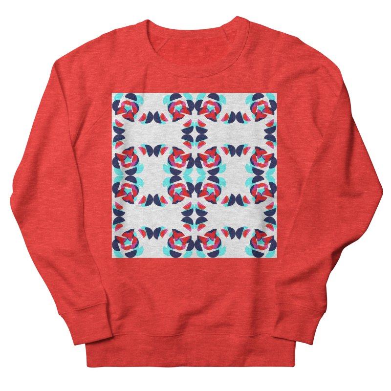Kaleidoscope Design Series 1.5, Poster 1 Women's Sweatshirt by Madeleine Hettich Design & Illustration