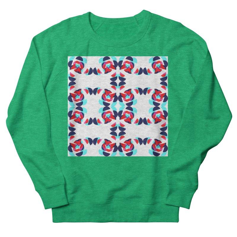 Kaleidoscope Design Series 1.5, Poster 1 Men's Sweatshirt by Madeleine Hettich Design & Illustration