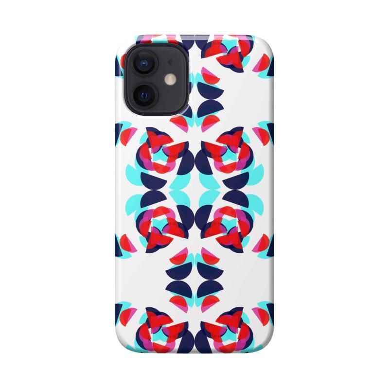 Kaleidoscope Design Series 1.5, Poster 1 Accessories Phone Case by Madeleine Hettich Design & Illustration