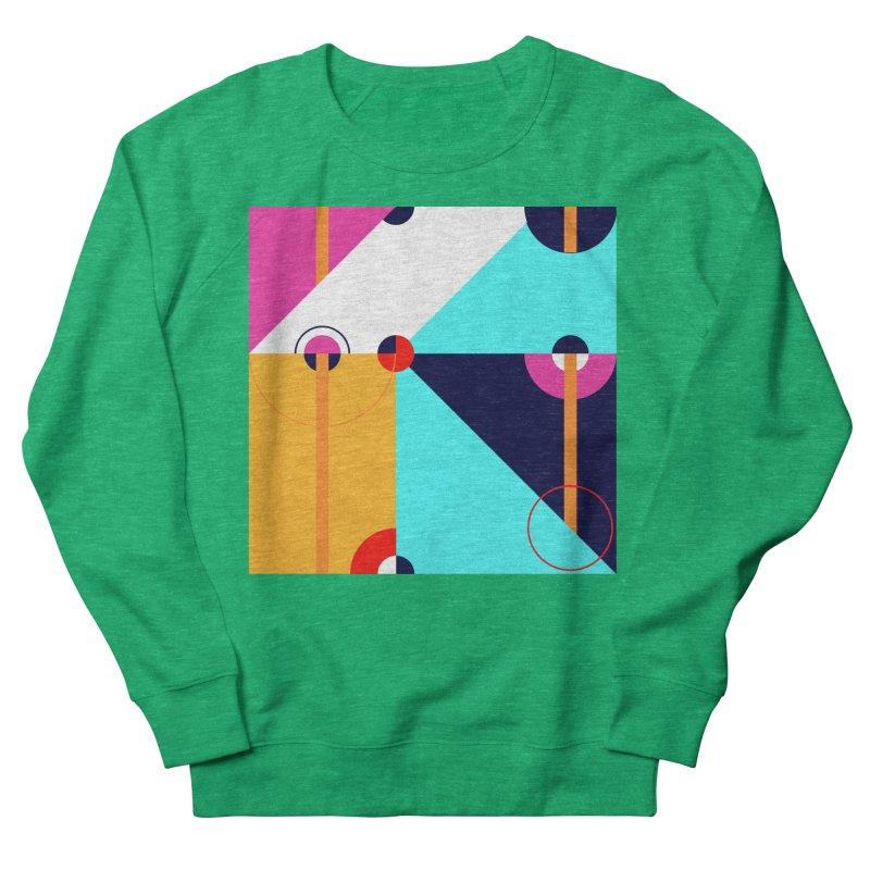 Geometric Design Series 4, Poster 11 (Version 2) Women's Sweatshirt by Madeleine Hettich Design & Illustration