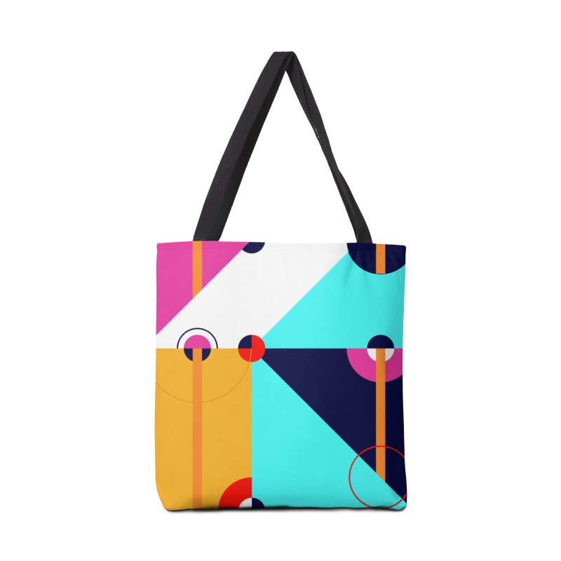 Geometric Design Series 4, Poster 11 (Version 2) Accessories Bag by Madeleine Hettich Design & Illustration