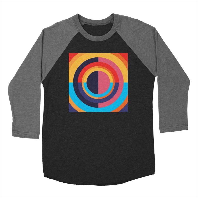 Geometric Design Series 4, Poster 10 Women's Longsleeve T-Shirt by Madeleine Hettich Design & Illustration