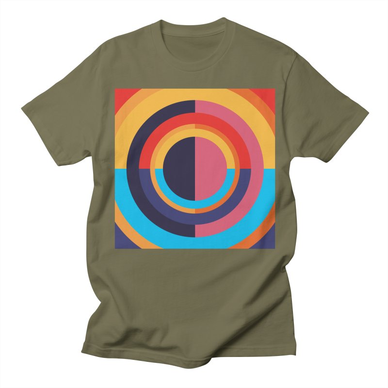 Geometric Design Series 4, Poster 10 Men's T-Shirt by Madeleine Hettich Design & Illustration