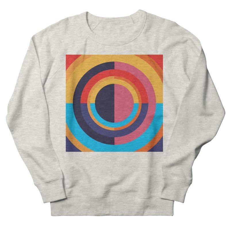 Geometric Design Series 4, Poster 10 Women's Sweatshirt by Madeleine Hettich Design & Illustration