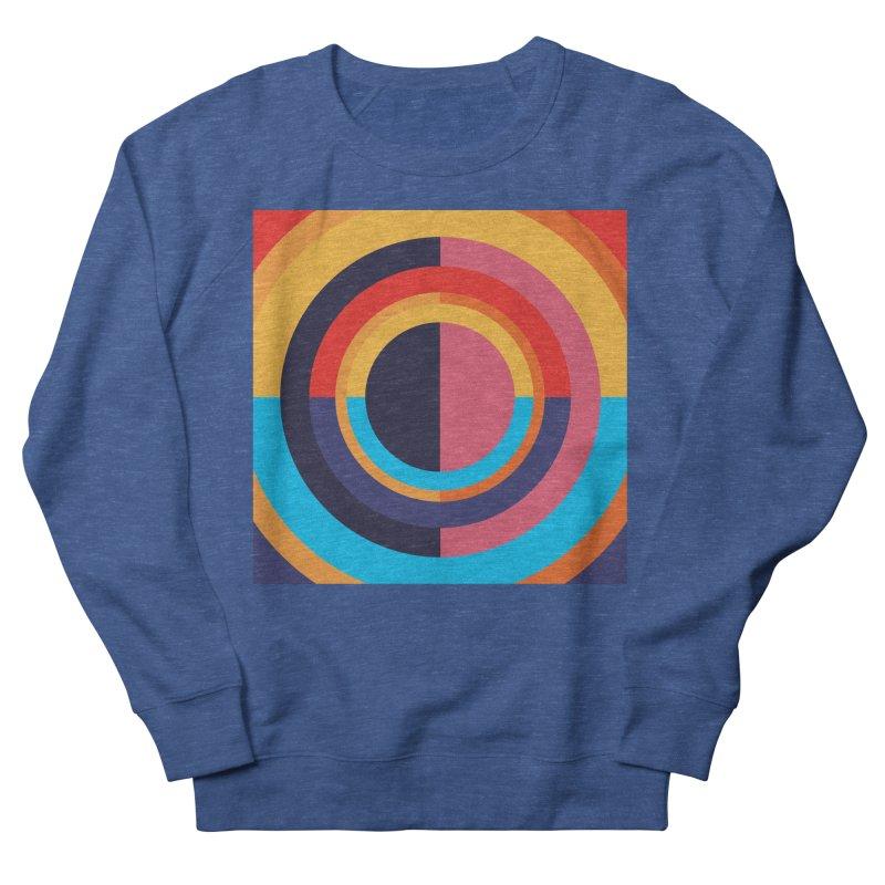 Geometric Design Series 4, Poster 10 Men's Sweatshirt by Madeleine Hettich Design & Illustration