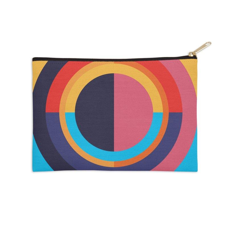 Geometric Design Series 4, Poster 10 Accessories Zip Pouch by Madeleine Hettich Design & Illustration