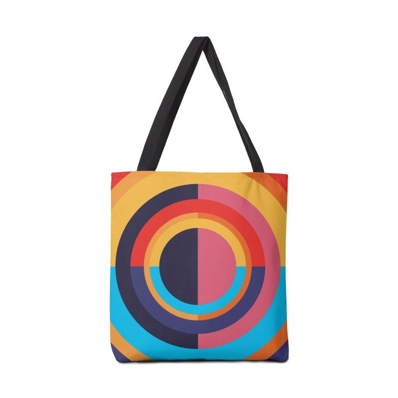 Geometric Design Series 4, Poster 10 Accessories Bag by Madeleine Hettich Design & Illustration