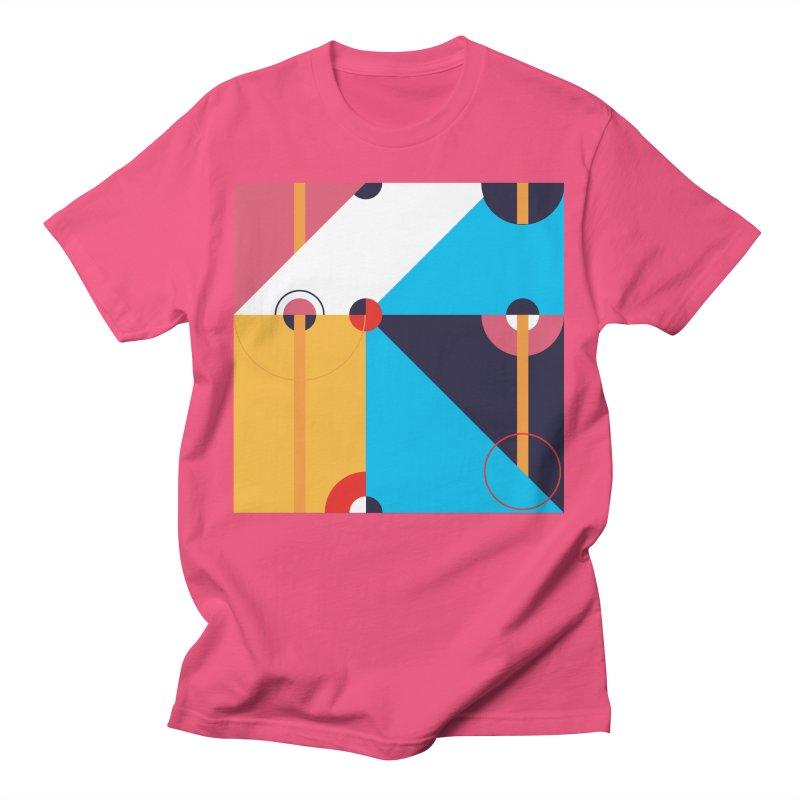 Geometric Design Series 4, Poster 11 Men's T-Shirt by Madeleine Hettich Design & Illustration