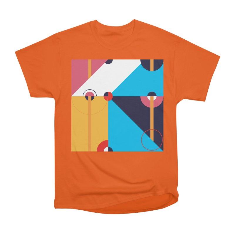 Geometric Design Series 4, Poster 11 Women's Classic Unisex T-Shirt by Madeleine Hettich Design & Illustration