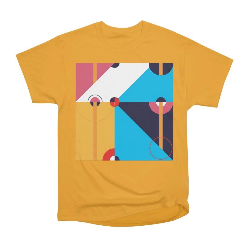 Geometric Design Series 4, Poster 11 Men's Classic T-Shirt by Madeleine Hettich Design & Illustration