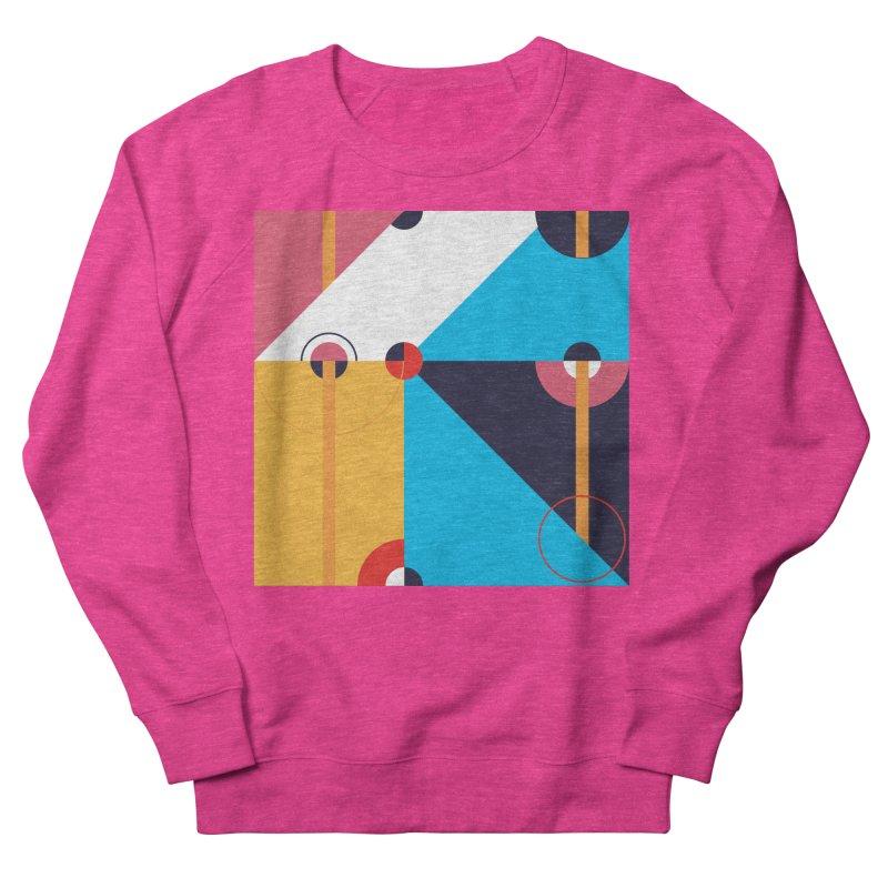 Geometric Design Series 4, Poster 11 Women's Sweatshirt by Madeleine Hettich Design & Illustration
