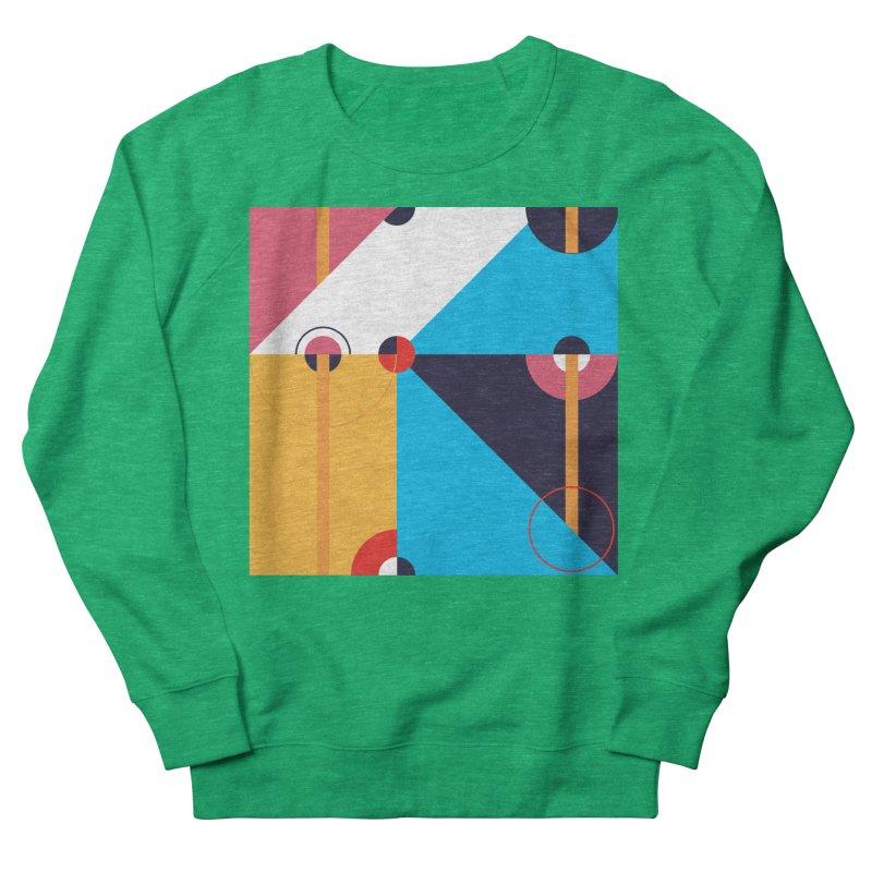 Geometric Design Series 4, Poster 11 Men's Sweatshirt by Madeleine Hettich Design & Illustration