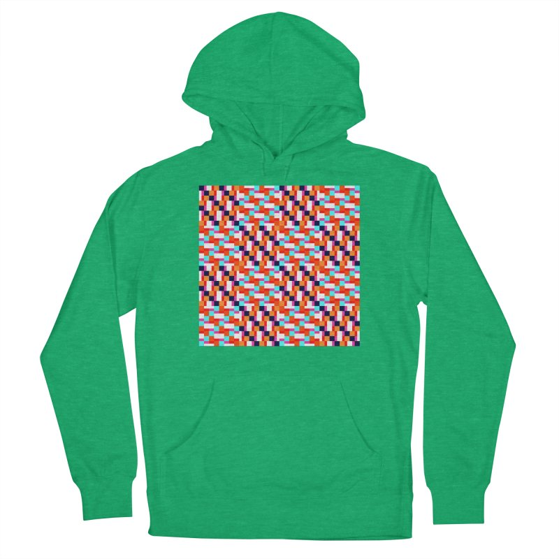 Geometric Design Series 4, Poster 9 (Version 2) Women's French Terry Pullover Hoody by Madeleine Hettich Design & Illustration