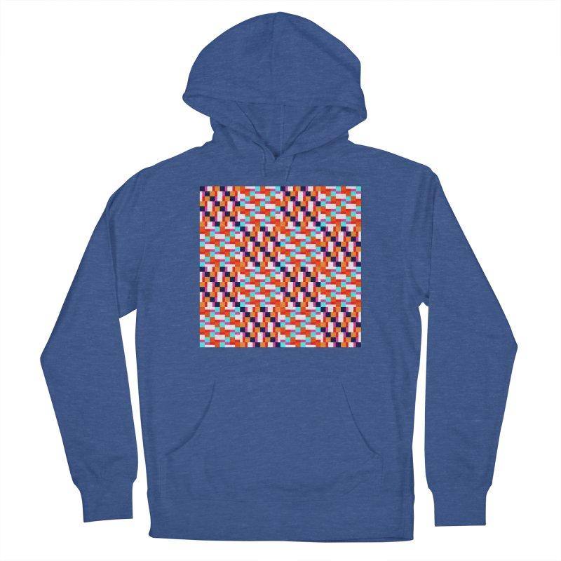 Geometric Design Series 4, Poster 9 (Version 2) Men's Pullover Hoody by Madeleine Hettich Design & Illustration