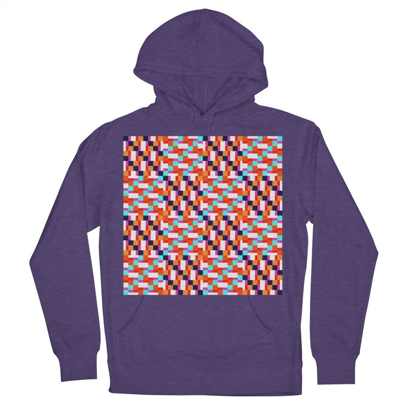Geometric Design Series 4, Poster 9 (Version 2) Men's French Terry Pullover Hoody by Madeleine Hettich Design & Illustration
