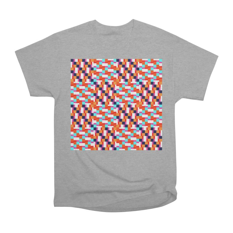 Geometric Design Series 4, Poster 9 (Version 2) Women's Classic Unisex T-Shirt by Madeleine Hettich Design & Illustration