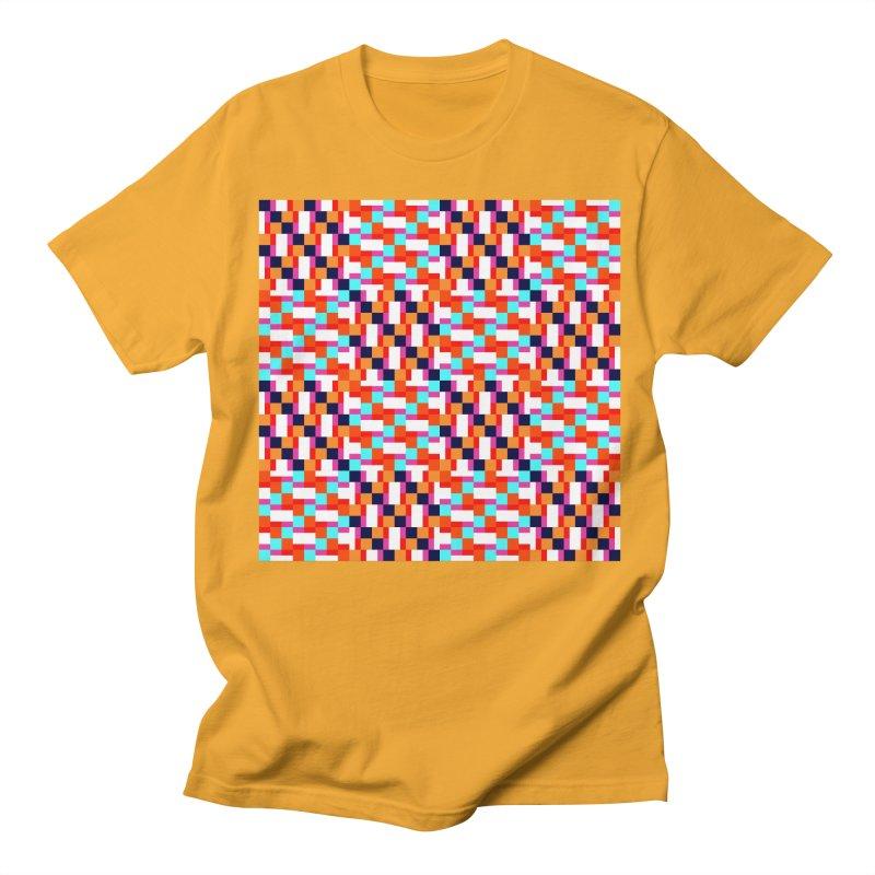 Geometric Design Series 4, Poster 9 (Version 2) Women's Unisex T-Shirt by Madeleine Hettich Design & Illustration