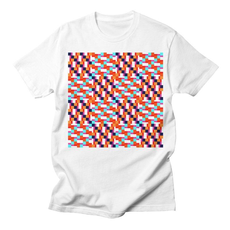 Geometric Design Series 4, Poster 9 (Version 2) Women's Regular Unisex T-Shirt by Madeleine Hettich Design & Illustration