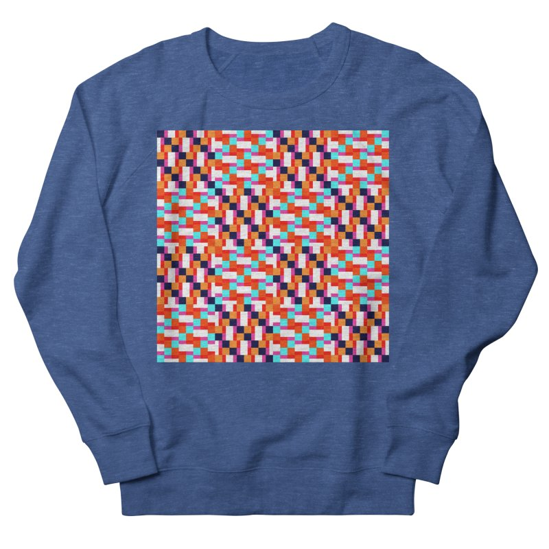 Geometric Design Series 4, Poster 9 (Version 2) Women's Sweatshirt by Madeleine Hettich Design & Illustration