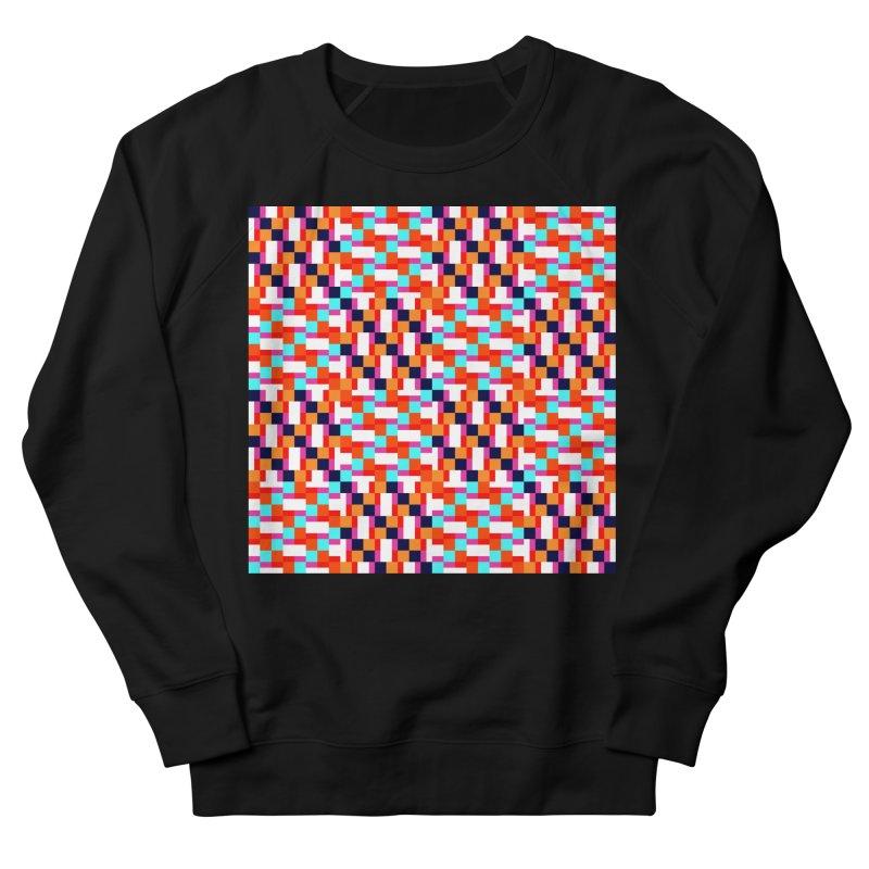 Geometric Design Series 4, Poster 9 (Version 2) Women's French Terry Sweatshirt by Madeleine Hettich Design & Illustration