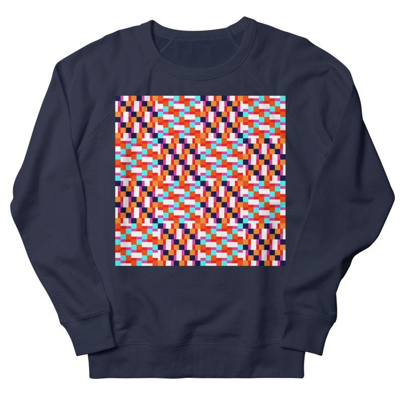 Geometric Design Series 4, Poster 9 (Version 2) Men's Sweatshirt by Madeleine Hettich Design & Illustration