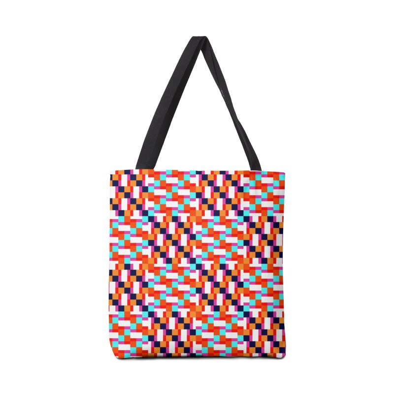 Geometric Design Series 4, Poster 9 (Version 2) Accessories Tote Bag Bag by Madeleine Hettich Design & Illustration